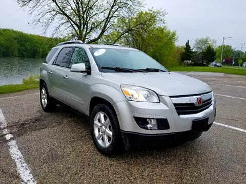 2008 Saturn Outlook for sale at K&F Auto Sales & Service LLC in Fort Atkinson WI