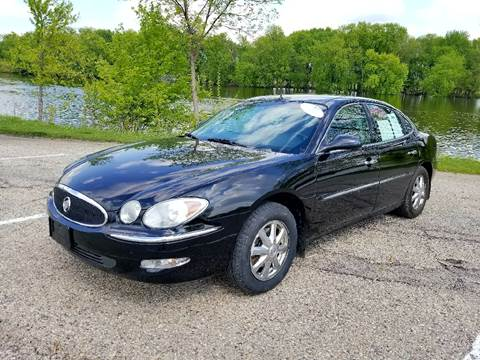 2005 Buick LaCrosse for sale at K&F Auto Sales & Service LLC in Fort Atkinson WI