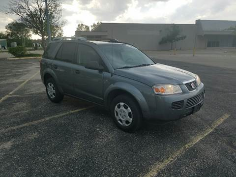 2006 Saturn Vue for sale at K&F Auto Sales & Service LLC in Fort Atkinson WI