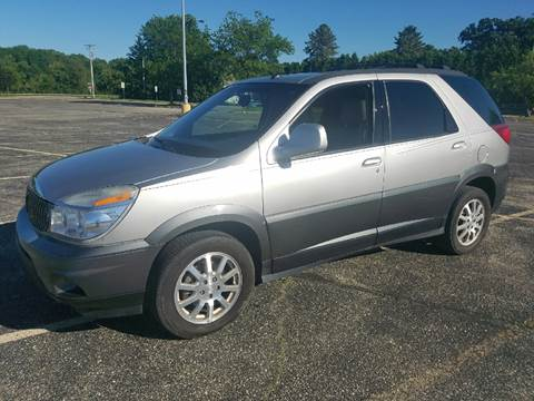 2005 Buick Rendezvous for sale at K&F Auto Sales & Service LLC in Fort Atkinson WI