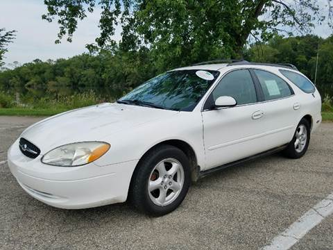 2003 Ford Taurus for sale at K&F Auto Sales & Service LLC in Fort Atkinson WI