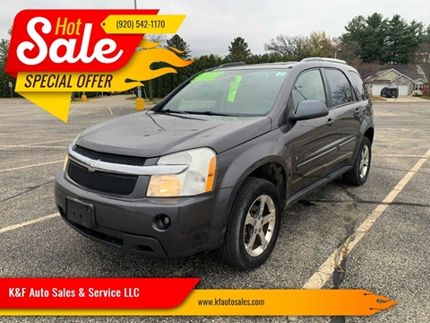 2007 Chevrolet Equinox for sale in Fort Atkinson, WI