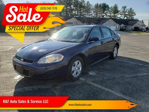 2009 Chevrolet Impala for sale in Fort Atkinson, WI