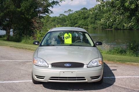 2007 Ford Taurus for sale at K&F Auto Sales & Service LLC in Fort Atkinson WI
