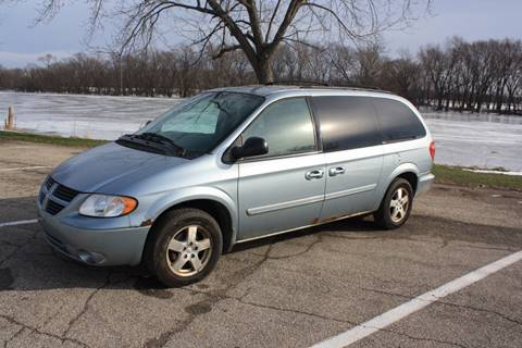 2006 Dodge Grand Caravan for sale at K&F Auto Sales & Service LLC in Fort Atkinson WI