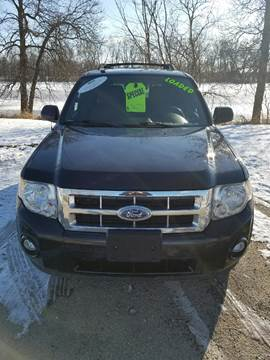 2011 Ford Escape for sale at K&F Auto Sales & Service LLC in Fort Atkinson WI