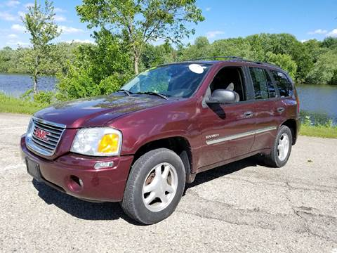 2006 GMC Envoy for sale at K&F Auto Sales & Service LLC in Fort Atkinson WI