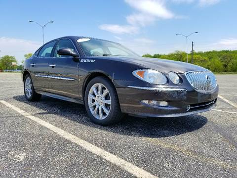 2008 Buick LaCrosse for sale at K&F Auto Sales & Service LLC in Fort Atkinson WI