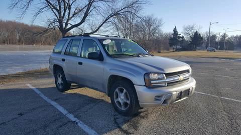 2007 Chevrolet TrailBlazer for sale at K&F Auto Sales & Service LLC in Fort Atkinson WI