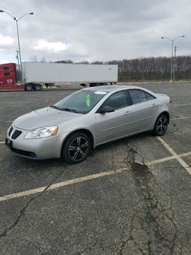 2006 Pontiac G6 for sale at K&F Auto Sales & Service LLC in Fort Atkinson WI