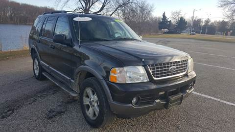 2003 Ford Explorer for sale at K&F Auto Sales & Service LLC in Fort Atkinson WI