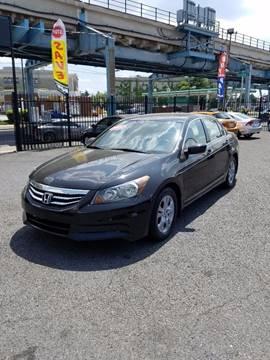 2011 Honda Accord for sale at Key & V Auto Sales in Philadelphia PA