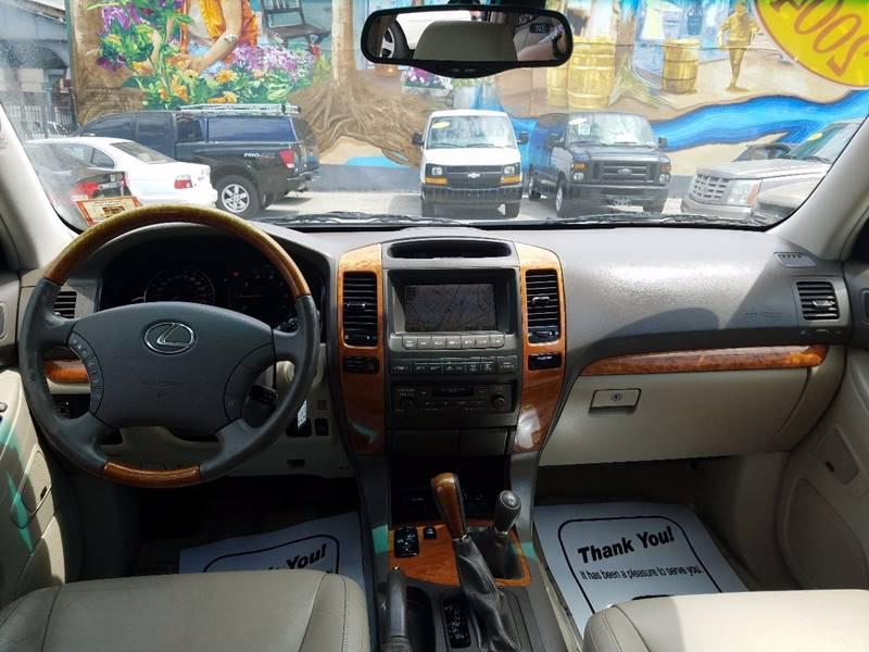 2004 Lexus GX 470 for sale at Key & V Auto Sales in Philadelphia PA