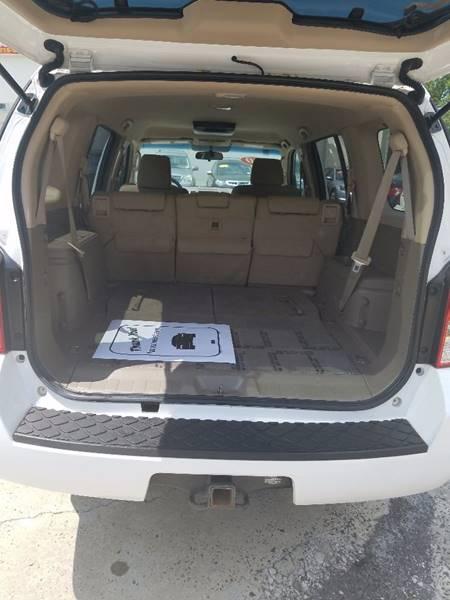 2010 Nissan Pathfinder for sale at Key & V Auto Sales in Philadelphia PA