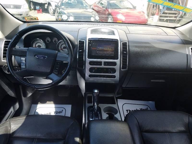 2007 Ford Edge for sale at Key & V Auto Sales in Philadelphia PA