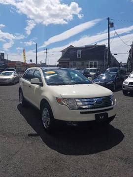 2007 Ford Edge for sale at Key & V Auto Sales in Philadelphia PA