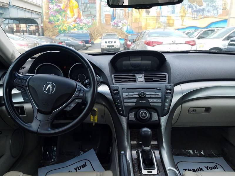 2009 Acura TL for sale at Key & V Auto Sales in Philadelphia PA