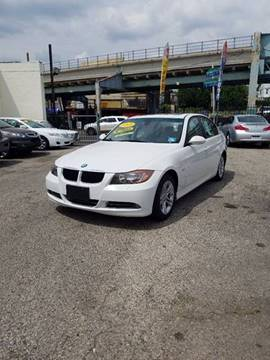 2008 BMW 3 Series for sale at Key & V Auto Sales in Philadelphia PA