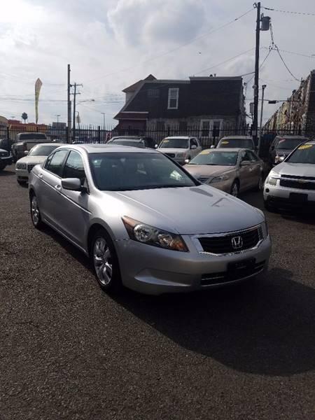 2009 Honda Accord for sale at Key & V Auto Sales in Philadelphia PA