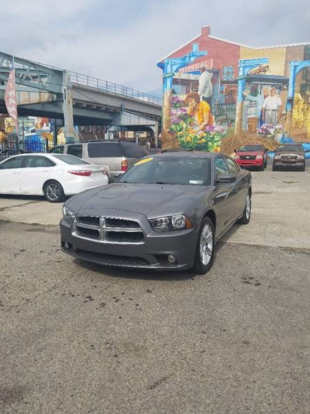 2011 Dodge Charger for sale at Key & V Auto Sales in Philadelphia PA