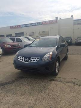 2013 Nissan Rogue for sale at Key & V Auto Sales in Philadelphia PA