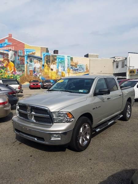 2010 Dodge Ram Pickup 1500 for sale at Key & V Auto Sales in Philadelphia PA