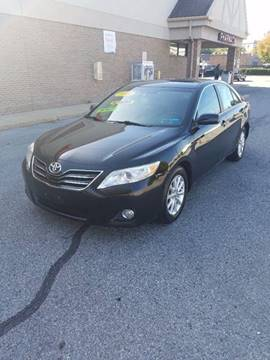 2010 Toyota Camry for sale at Key & V Auto Sales in Philadelphia PA