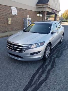 2010 Honda Accord Crosstour for sale at Key & V Auto Sales in Philadelphia PA