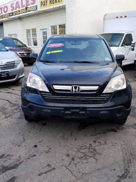 2009 Honda CR-V for sale at Key & V Auto Sales in Philadelphia PA