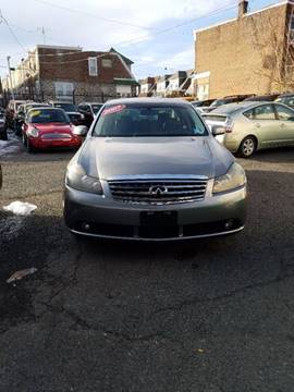 2007 Infiniti M45 for sale at Key & V Auto Sales in Philadelphia PA