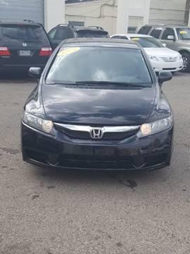 2009 Honda Civic for sale at Key & V Auto Sales in Philadelphia PA
