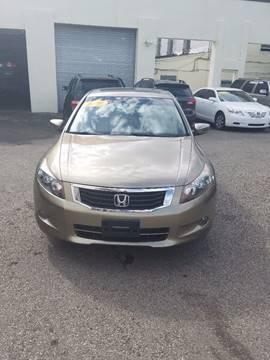 2008 Honda Accord for sale at Key & V Auto Sales in Philadelphia PA