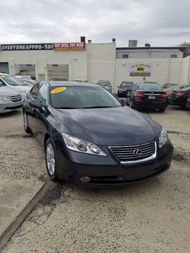 2007 Lexus ES 350 for sale at Key & V Auto Sales in Philadelphia PA