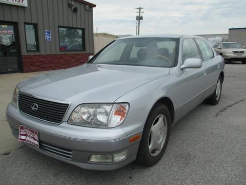 2000 Lexus Ls 400 For Sale Carsforsale Com