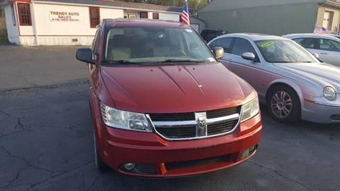2009 Dodge Journey for sale in Pontiac, MI