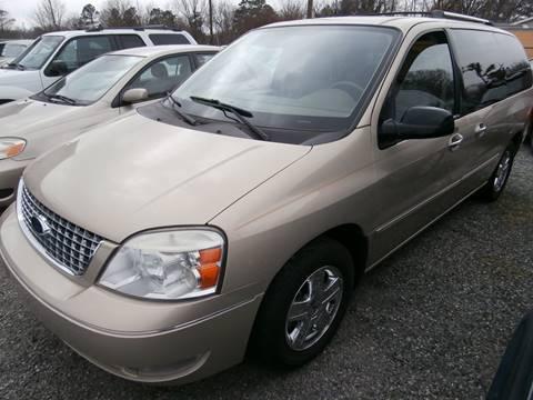 2007 Ford Freestar for sale in Greensboro, NC