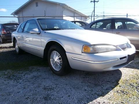 1996 Mercury Cougar for sale in Greensboro, NC