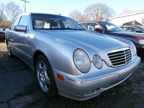 2002 Mercedes-Benz E-Class for sale in Greensboro, NC