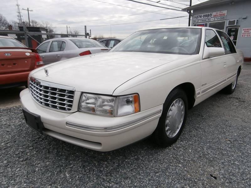 1998 cadillac deville in greensboro nc slates auto sales. Black Bedroom Furniture Sets. Home Design Ideas