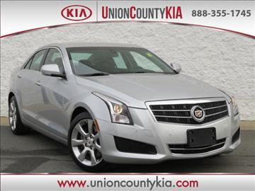 2013 Cadillac ATS for sale in Monroe, NC