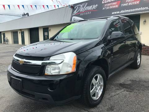 2008 Chevrolet Equinox for sale in Lowell, MA