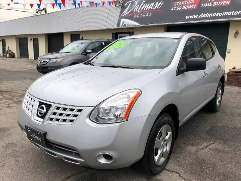 2010 Nissan Rogue For Sale At Dalmaso Motors LLC In Lowell MA