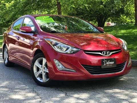 2016 Hyundai Elantra for sale in Lowell, MA