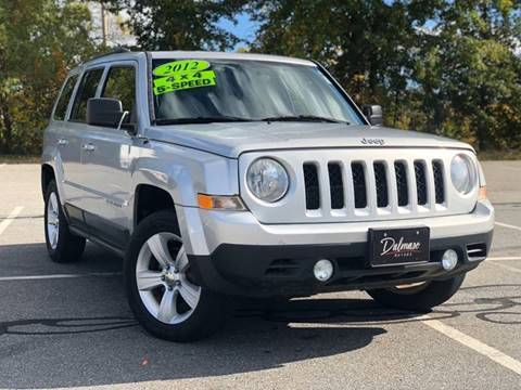 2012 Jeep Patriot for sale in Lowell, MA