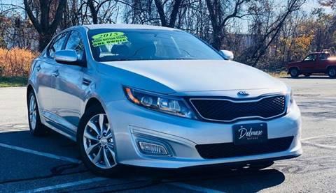 2015 Kia Optima for sale in Lowell, MA