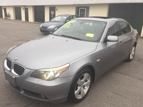 2007 bmw 5 series for sale in massachusetts for Motor vehicle lowell ma