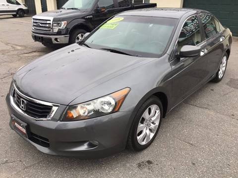 2008 Honda Accord for sale in Lowell, MA