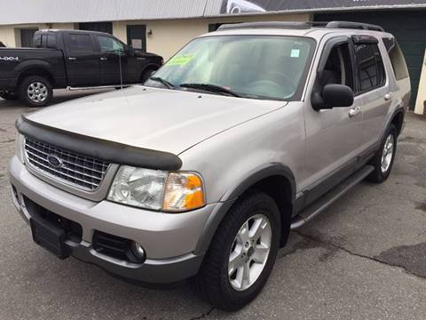 2003 Ford Explorer for sale in Lowell, MA
