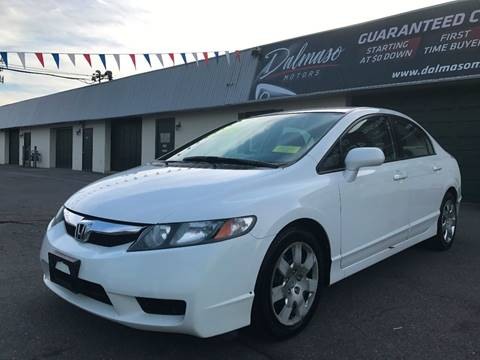 2009 Honda Civic for sale in Lowell, MA