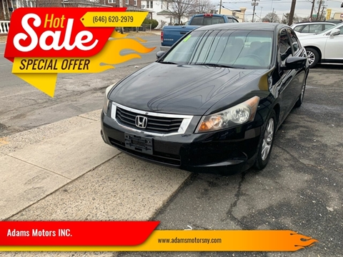 2010 Honda Accord for sale in Lawrence, NY